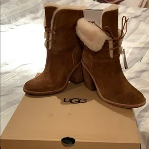 Women's brand new Ugg w Jerene size 7 in box